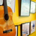 Atelier de musique à Montalier